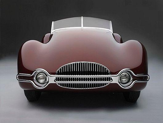 1948, Buick Streamliner