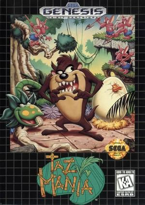 Taz-Mania Sega Genesis. I never passed this game. Always died on the stupid cart thingy on the tracks.