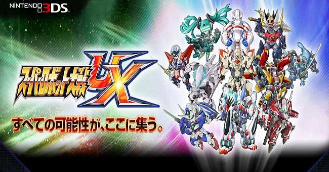 Super Robot Taisen UX 3DS CIA & Decrypted ROM Download (Region Free) - https://www.ziperto.com/super-robot-taisen-ux-3ds/