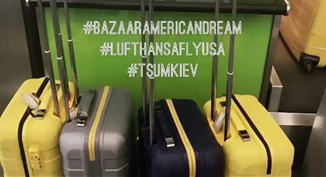 4 июня победительницы нашего конкурса #BazaarAmericanDream который проходил при поддержке @Lufthansa и @TSUM.Kyiv Department Store отправились в Лос-Анджелес с главным редактором Анной Земсковой. Как девушки летели в США премиум-эконом классом Lufthansa гуляли по Беверли Хиллз и аллее Звезд а также делали покупки на Родео-драйв смотрите в нашем видео.  via HARPER'S BAZAAR UKRAINE MAGAZINE OFFICIAL INSTAGRAM - Fashion Campaigns  Haute Couture  Advertising  Editorial Photography  Magazine…