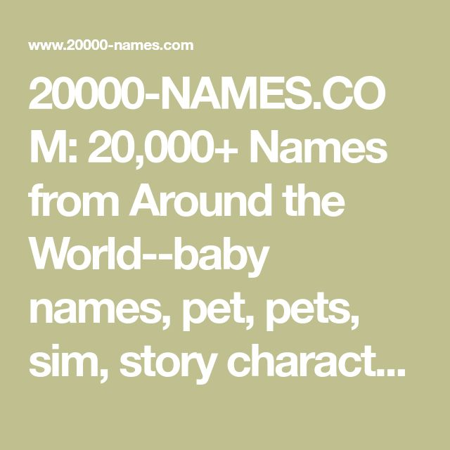 20000namescom angel names messenger namesmeaning