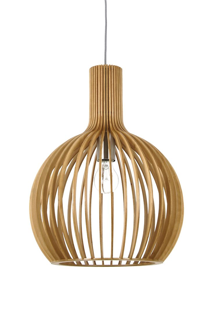 Malmo 1 Light 350mm Pendant in Natural Wood.  sc 1 st  Pinterest & 35 best Kitchen images on Pinterest | Pendant lights Arrows and ... azcodes.com