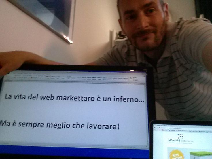 Nuove frontiere del web marketting... con incluso sconto del 10% sul Master in Digital Marketing di Ninja Academy  http://www.ninjacademy.it/corsi/master-in-digital-marketing.html?from=lorusso&utm_source=aff&utm_medium=lorusso&utm_campaign=M214  (lo sconto si somma al prezzo early booking valido fino al 16/9) #ninjamaster #digitaldreamteam