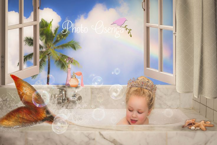 Mermaid Fairytale shoot by Photo Osenga