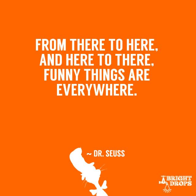 17 Best Images About Dr Seuss Quotes On Pinterest