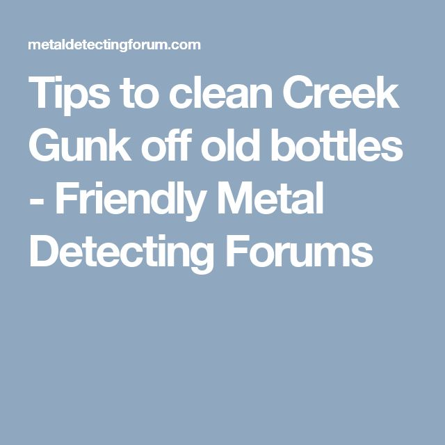 how to clean old coins metal detecting