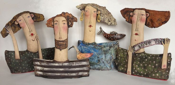 Sarah Saunders ceramics
