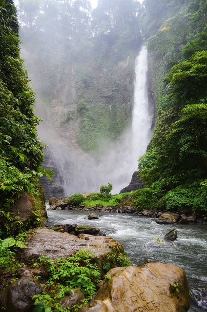 Lake Sebu Seven Falls Zipline, South Cotabato, Cotabato City, Mindanao, Philippines http://exploretraveler.com