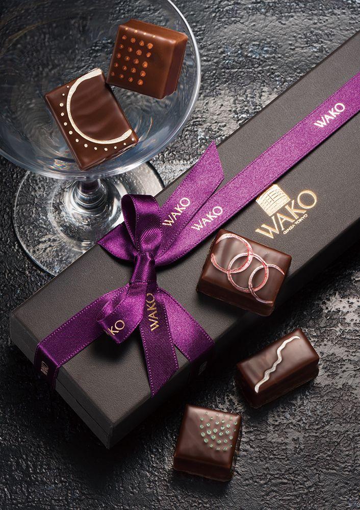 特別な人、目上の人に、一目置かれるバレンタインチョコレートをお探しなら、和光のラインナップから見つかるはず。 和光ならではの気品高い大人のチョコレート、おすすめを一挙公開します。 ■新作のバレンタイン限定ショコラ・フレ「セリ ドゥ コクテル」 5個  本体価格¥2,500/10個  本体価格¥5,0...