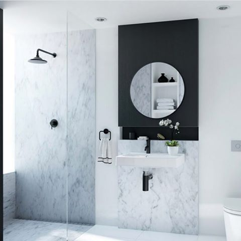 Modern bathroom inspiration bycocoon.com | stylish sturdy black bathroom taps | stainless steel | marble | bathroom design and renovation | minimalist design products for your bathroom and kitchen | modern washbasins | villa and hotel projects | Dutch Designer Brand COCOON