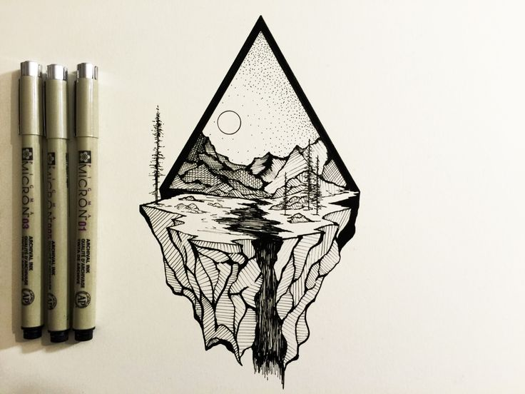 Daily Drawings by Derek Myers: November 22, 2015 (Day 572) [Instagram] | [Tumblr]...