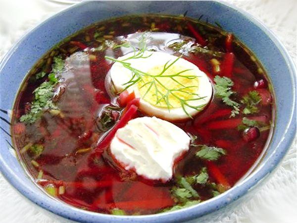 Суп ботвинник, рецепт приготовления.