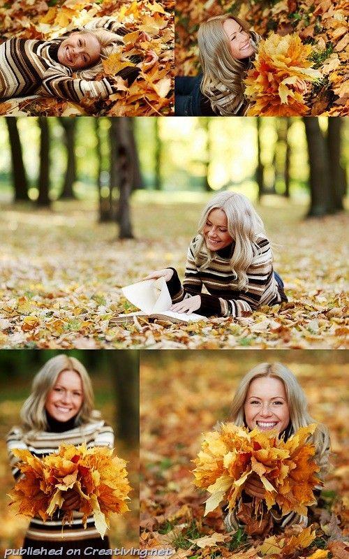 Идеи для фотосессии осенью (35 фото)_creativing.net