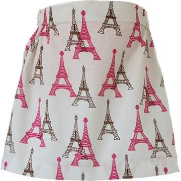Miss P Skirt from Little Miss P. Available in ages 1-5 years in a variety of different patterns.