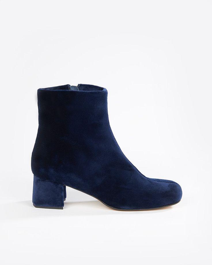 Lucy Velvet Boot - Atterley Road #ARWishlist