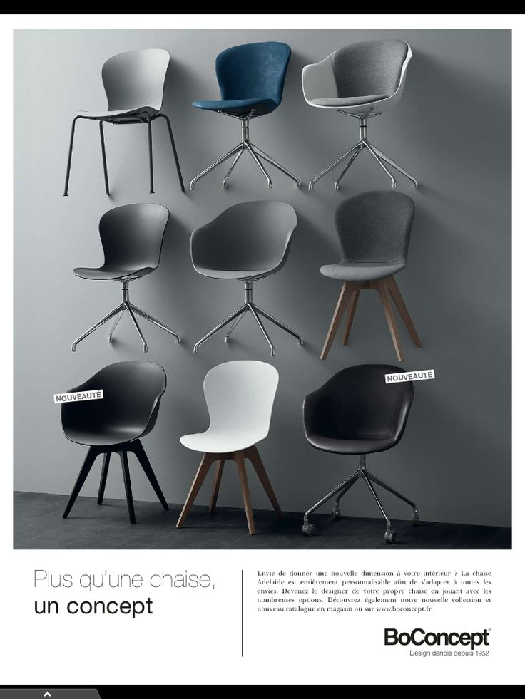 28 Best Nico Sillas Boconcept Images On Pinterest