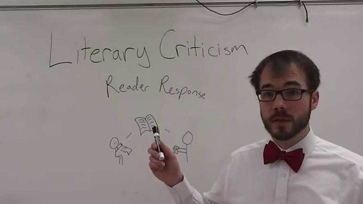 What is Reader Response?-- In this video, the instructor discusses reader response criticism. He also talks about paying attention to how the text invites a response.