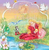 A csizmás kandúr - A békakirály könyv - Dalnok Kiadó Zene- és DVD Áruház - Gyerekkönyvek és ifjúsági könyvek - Mesekönyvek