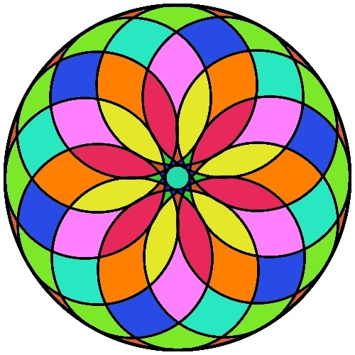En colores