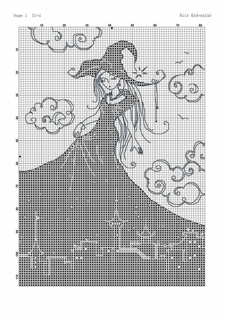 skyline witch