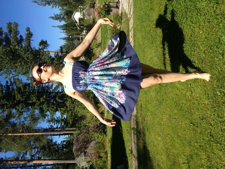 Kesämekko / Summer dress