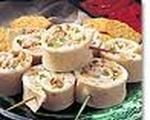 Pinwheel Roll Up Recipes | Mexican-Style Pinwheels Recipe - SheKnows Recipes