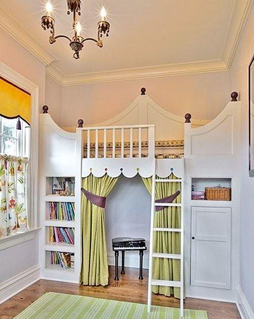 Chambre Pour Garcon Vert :  chambre 1 acheter accessoires enfants petites pièces de fille chambre