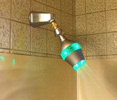 Could #LED lighting save you money off your water bill as well as electricity?:  http://www.sednaled.co/sedna-news/LED-shower