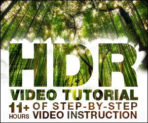 HDR Video Tutorial (300x250)