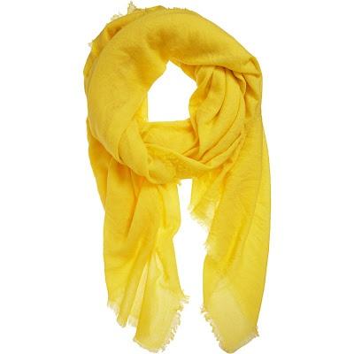 Cashmere Silk Scarf - Arancia Arrangement by VIDA VIDA XLb5s1w