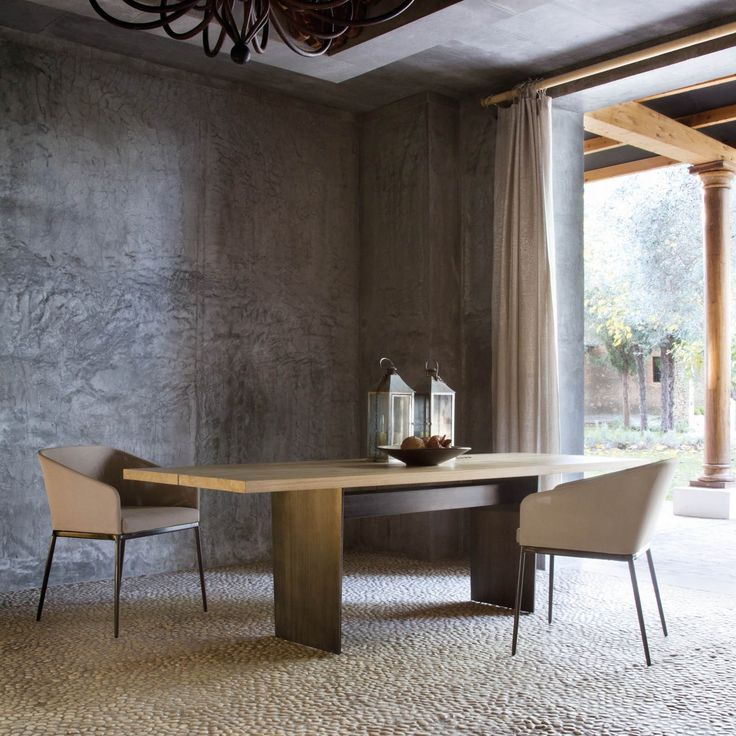 Senso dining chair by Expormim interior
