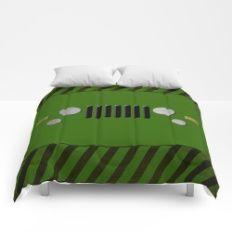 Jeep Comforters