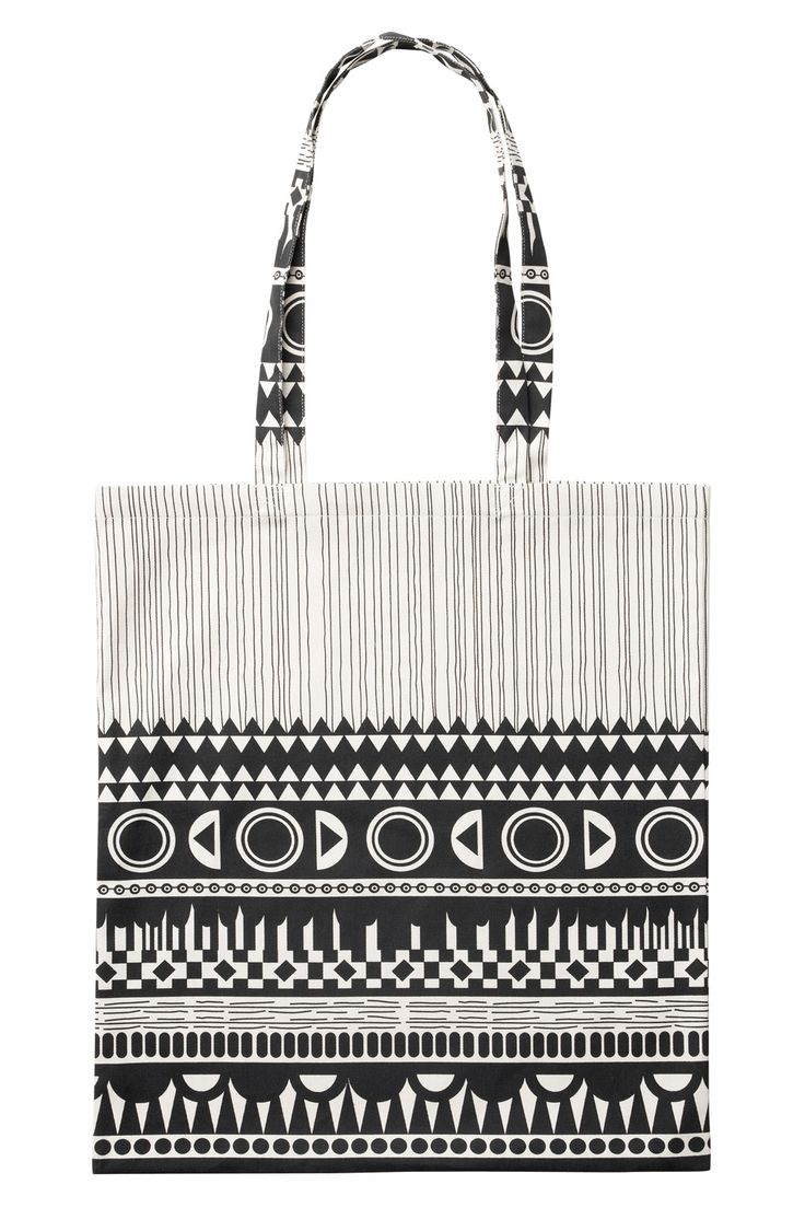 Black and White all the way this spring. Monki Almira Bag