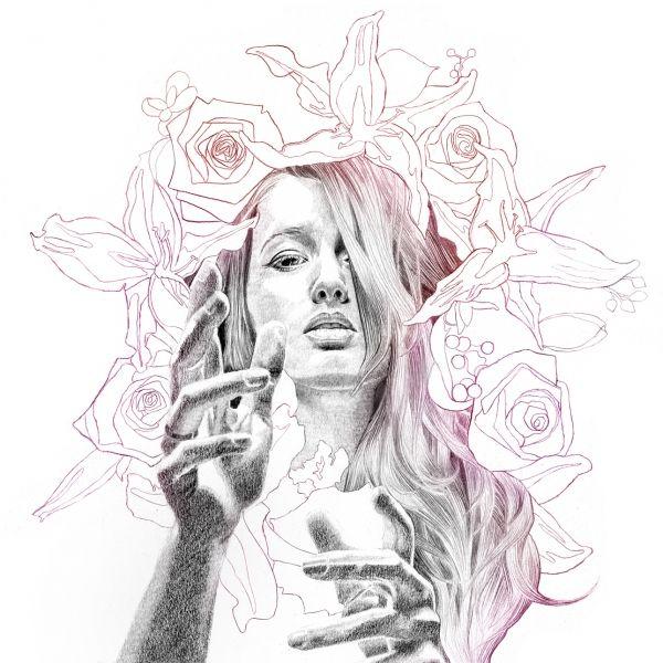 Juxtapoz Magazine - Lucy Evans Illustration