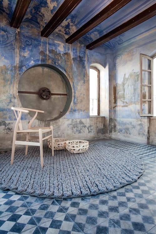 Gan Rugs Teppiche, Textilien und Kleinmöbel - FLAIR fashion & home