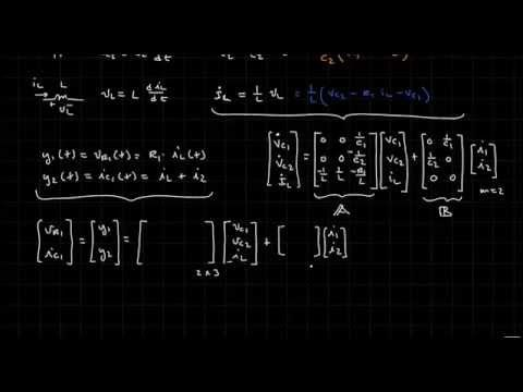 Introduction to State Space (State Variable) Representation