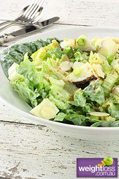 Waldorf Salad Recipe #HealthyRecipes #DietRecipes #WeightlossRecipes weightloss.com.au