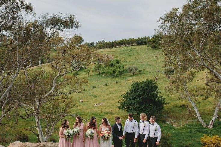 Adelaide Wedding Photography, Rachel + Jonathan - Joshua Kane Photography