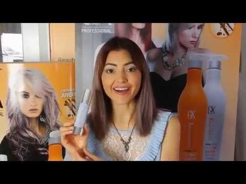 GK Hair cashmare hair cream Global Keratin Juvexin
