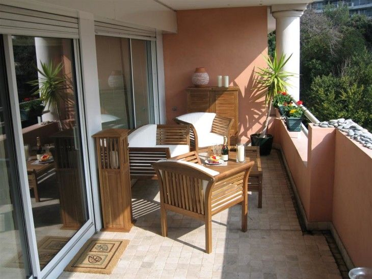 Roof Terrace Apartment 7 - pictures, photos, images