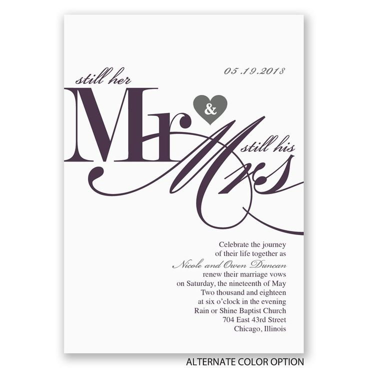Easily personalized and shipped in a snap! Find beautiful vow renewal…