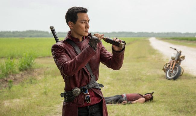 Tomb Raider Reboot Casts Into the Badlands Star  Daniel Wu has joined the cast of Warner Bros.' upcoming Tomb Raider film reboot.  According to Variety the actor who plays Sunny in the AMC series Into the Badlands will star as a ship captain named Lu Ren who aids Lara Croft (Alicia Vikander) as she seeks to find her father.   Daniel Wu as Sunny in AMC's Into the Badlands  Continue reading  https://www.youtube.com/user/ScottDogGaming @scottdoggaming