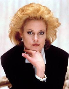 Melanie Griffith in Working girl (1988)