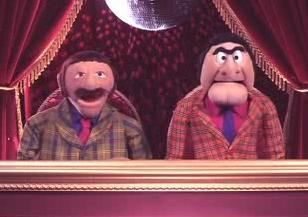 Characters and alter-egos assumed by Statler and Waldorf in Muppet productions along with...