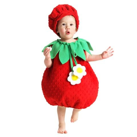cheap strawberry infant costume size xx small on black friday 2013 november 29 this is best buy and special discount strawberry infant costume size xx small - Where To Buy Infant Halloween Costumes
