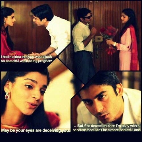 Zindagi Gulzar Hai Kashaf Amazing scene from zin...