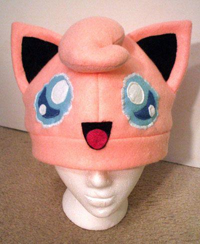 Jigglypuff hat! :D
