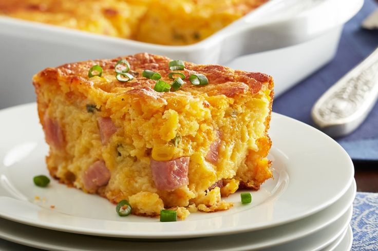 Cornbread and Country Ham Casserole | Recipes & Meals - Stop&Shop