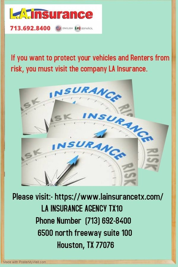 La Insurance Is The Best Car Insurance Houston Tx Here You Can