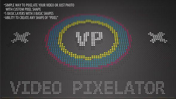 Video Pixelator